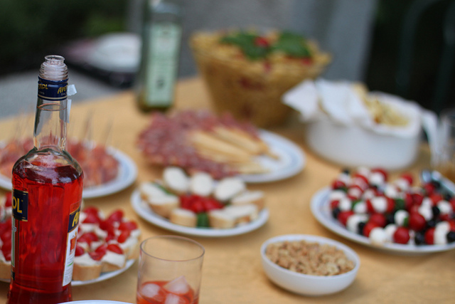 Aperitivo time – new trick in restaurants and bars