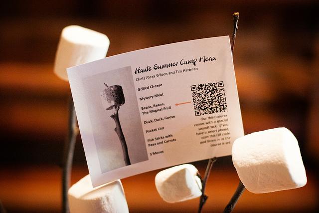 QR Code – Restaurant Marketing Tool