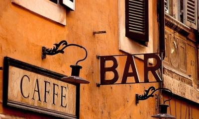 Designing a cafe bar