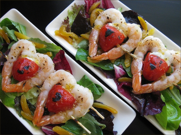 restaurant promotion valentines day food ideas shrimp - Easy Valentine Dinner Recipes
