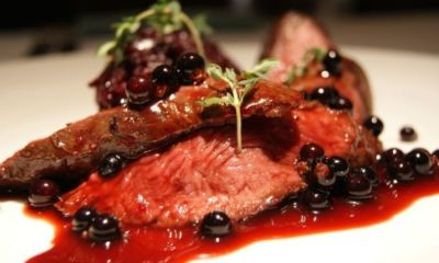 Learn about wild game wine pairings