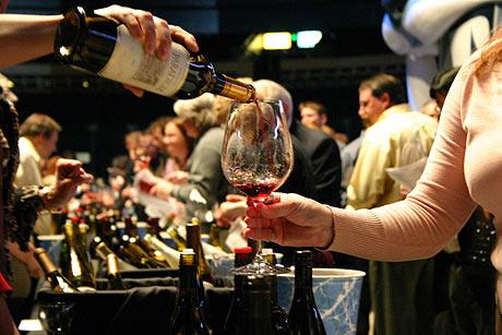 Restaurant Promotion Ideas Wine Testing