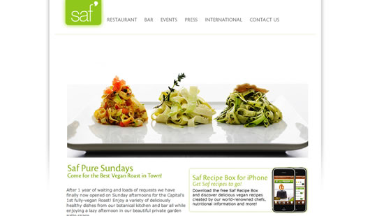 How to Attract New Customers Using Restaurant Web Site