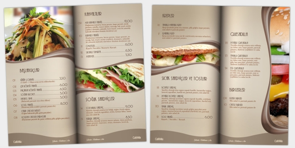 Awesome Menu Ideas Design