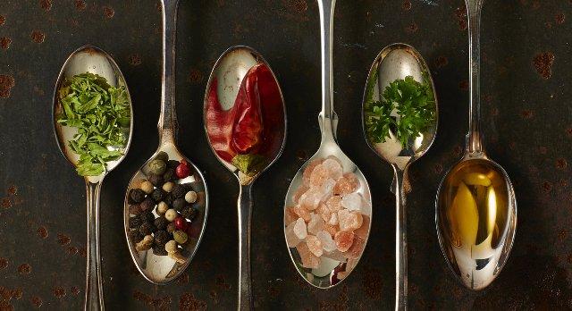 restaurant inventory spoons