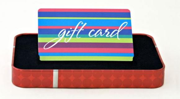 restaurant holidays promotion gift card