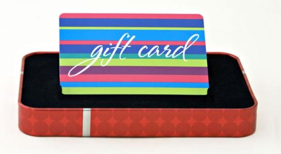 restaurant holidays promotion gift card