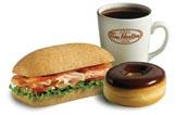 combo meal sandwich