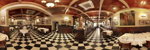 Restaurant Virtual Tour Great Tool From Google Pos Sector