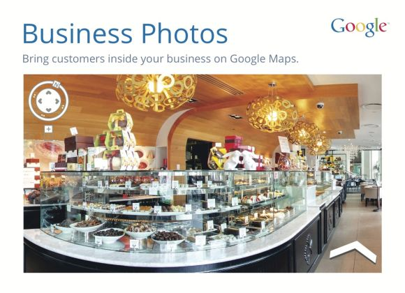 restaurant virtual tour business photo