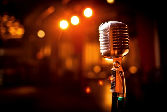 super bowl party ideas for a bar open microphone night