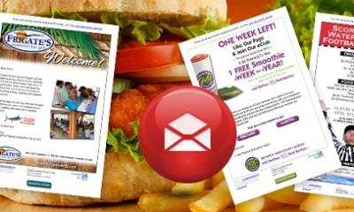 Restaurant Email Marketing  What's Working Now?