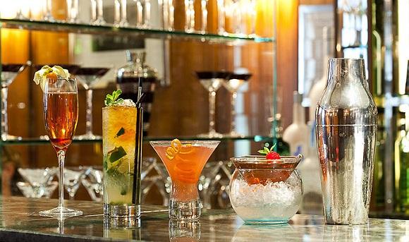 restaurant winter promotions cocktails