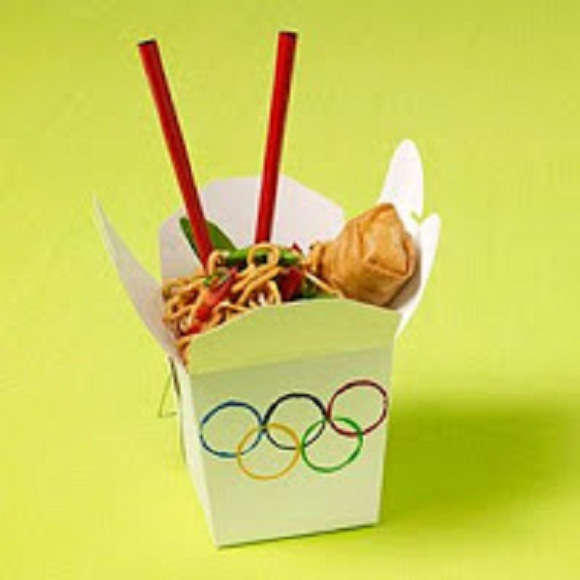 restaurant winter promotions olympic delivery box