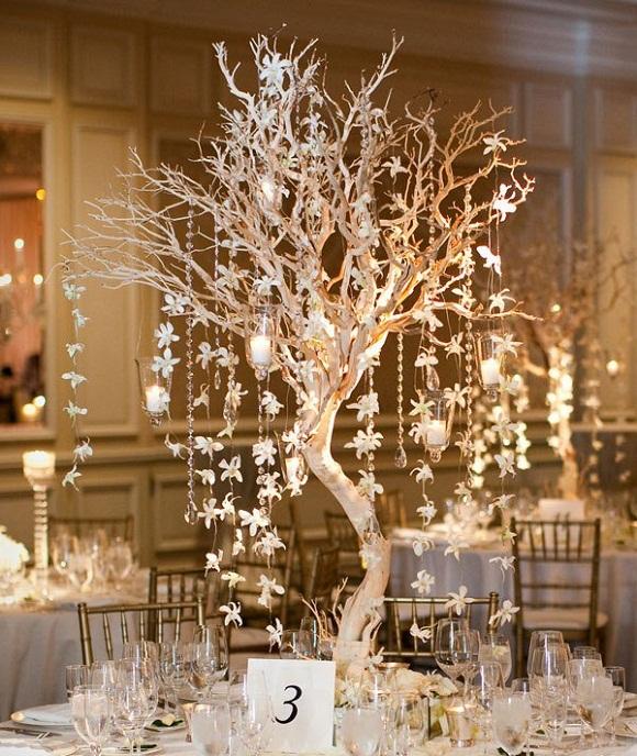restaurant winter promotions table decoration ideas