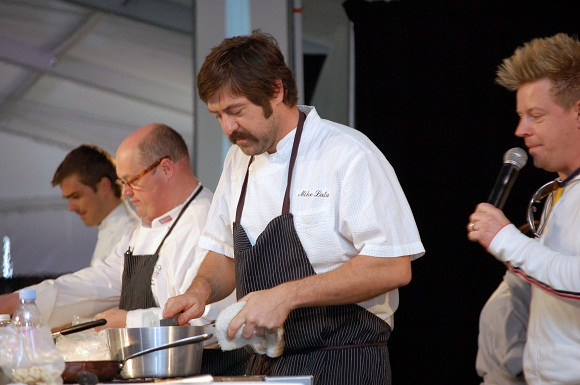 how to brand a chef restaurant festivals