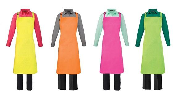 restaurant uniform ideas colors