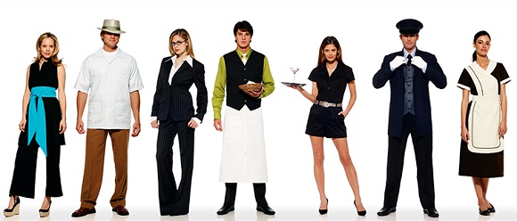 restaurant uniform ideas