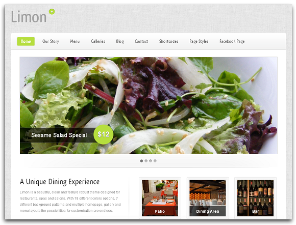 seo for restaurants web design