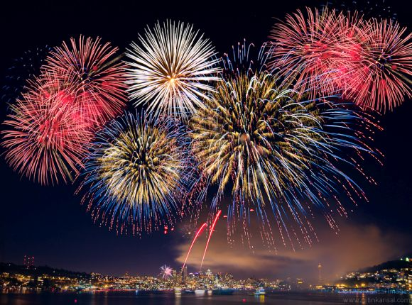 4th of July Restaurant Promotions Ideas fireworks