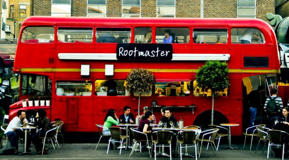 start a food truck bustaurant