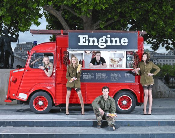 The ultimate guide how to start a food truck business for Cool food truck designs