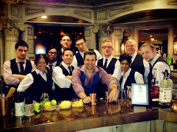 bar management tips team