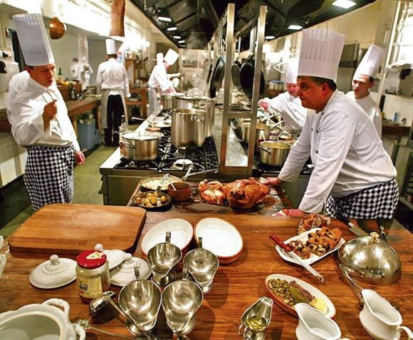 Restaurant Kitchen Chefs the complete guide to restaurant kitchen design - pos sector