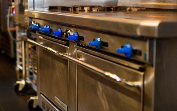 Restaurant Kitchen Design Stoves
