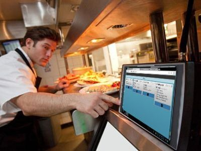 Restaurant Kitchen Order System restaurant management software with mobile ordering system