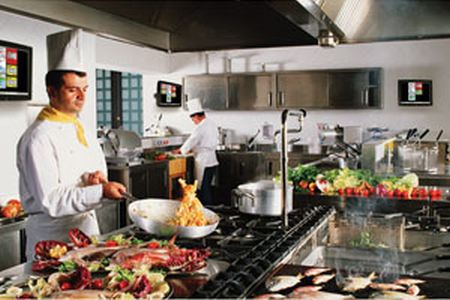 Restaurant Kitchen Order Display brilliant restaurant kitchen order display p inside ideas