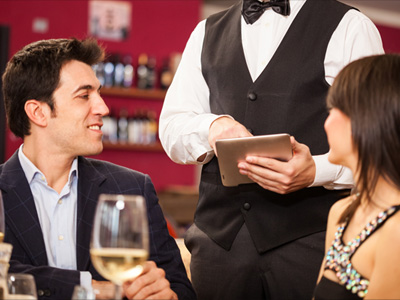 Mobile Ordering System for Your Waiters